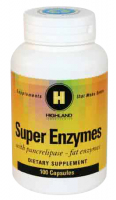 Highland Super Enzymes+ (100 caps.)