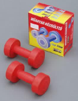 Alte echipamente sportive Plastic dumbell 0,5 kg pereche