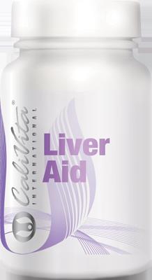 Calivita International Liver Aid 100 caps.
