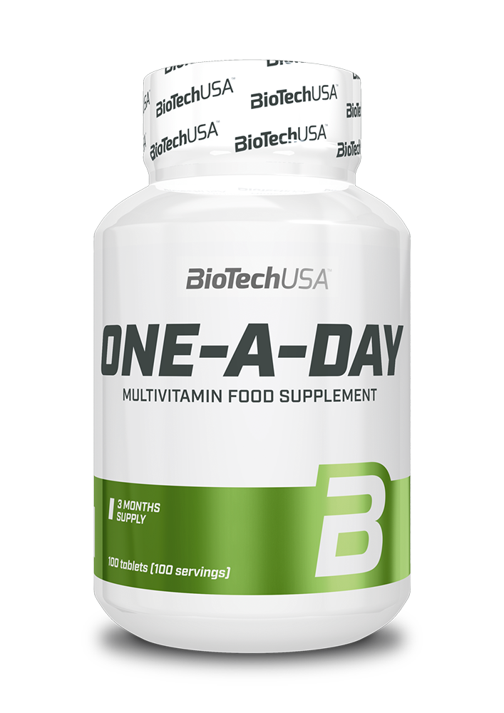 BioTech USA One-A-Day 100 tab.