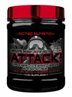 Scitec Nutrition Attack! 2.0 (320 gr.)