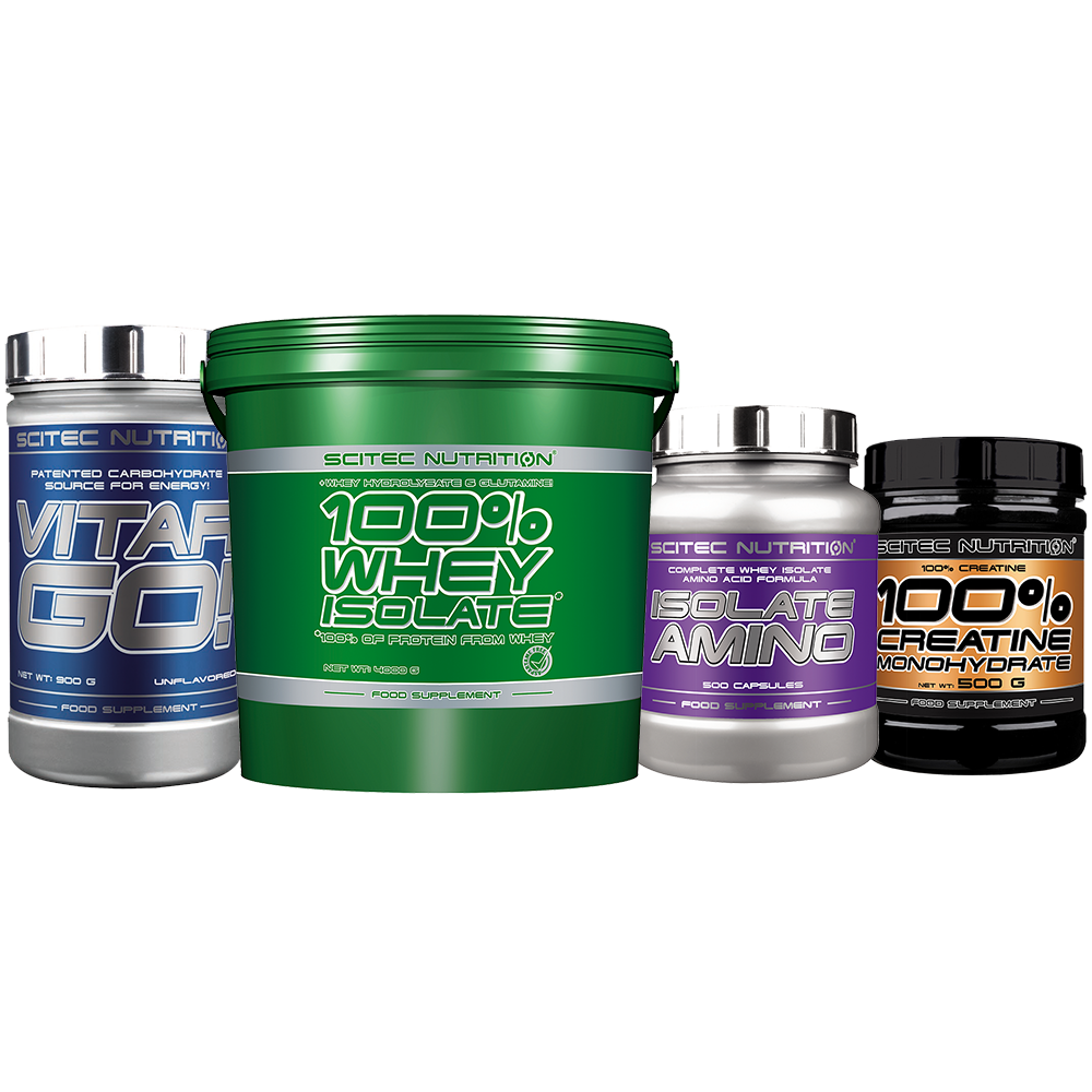 Scitec Nutrition Anabolic Express Stack stack