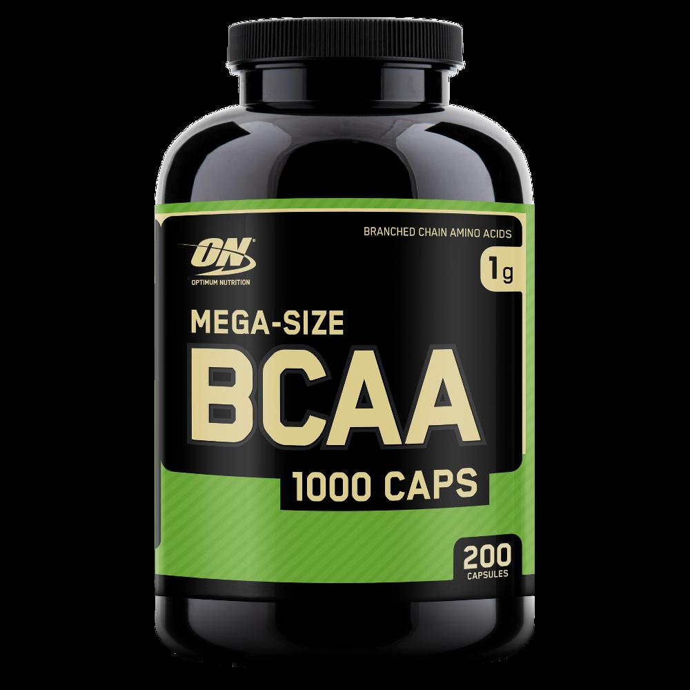 Optimum Nutrition BCAA 1000 Caps 200 caps.