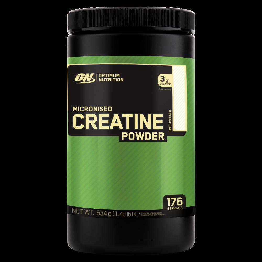 Optimum Nutrition Micronized Creatine Powder 634 gr.