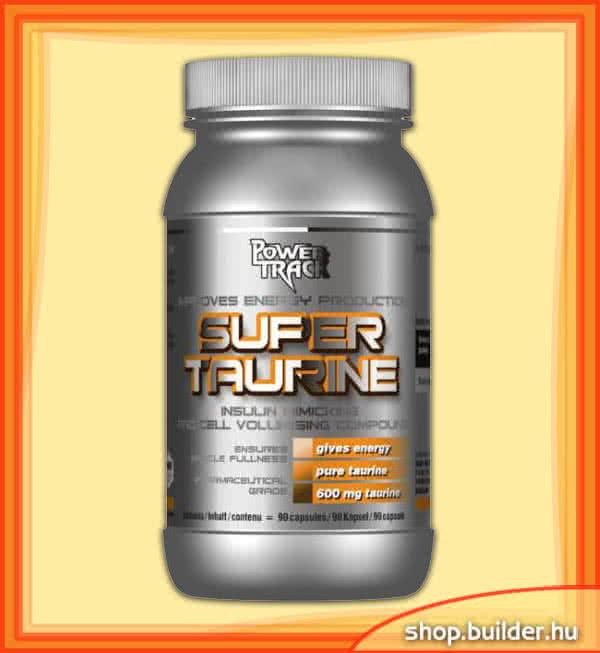 PowerTrack Super Taurine 90 caps.