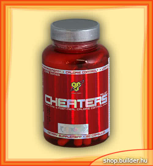 BSN Cheaters Relief 120 caps.