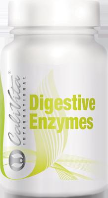 Calivita International Digestive Enzymes 100 tab.