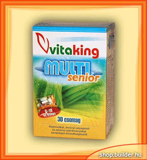 VitaKing Seniors Vitamin Pak 30 pac.