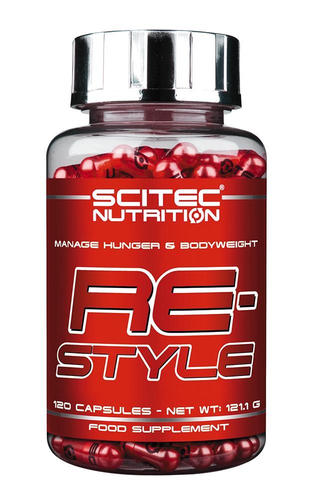 Scitec Nutrition Re-Style 120 caps.