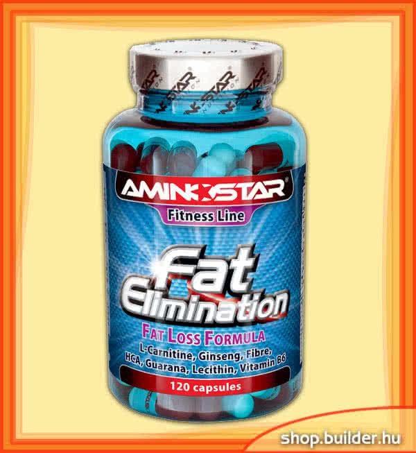 AminoStar Fat Elimination 120 caps.