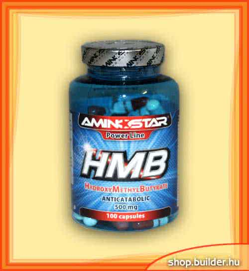 AminoStar HMB 100 caps.