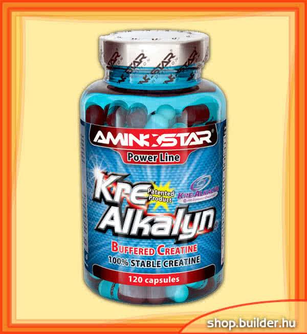 AminoStar Kre-Alkalyn 120 caps.