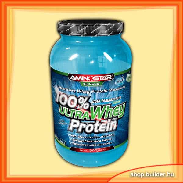 AminoStar 100% Ultra Whey Protein 2,3 kg