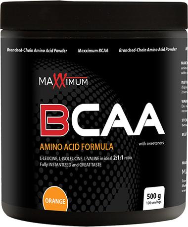 Maxximum Nutrition BCAA 500 gr.