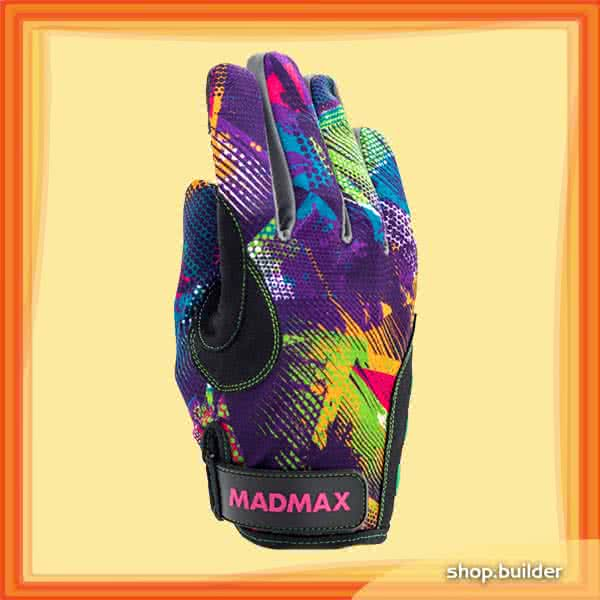 Mad Max Wheelchair gloves - full fingers pereche
