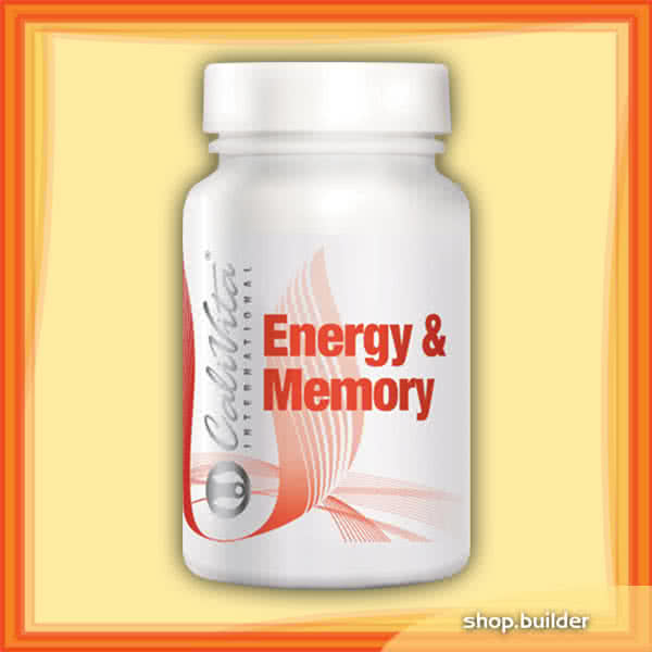 Calivita International Energy&Memory 90 tab.