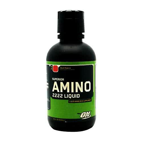 Optimum Nutrition Amino 2222 Liquid 474 ml