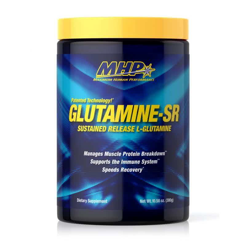 MHP Glutamine-SR 1000 gr.