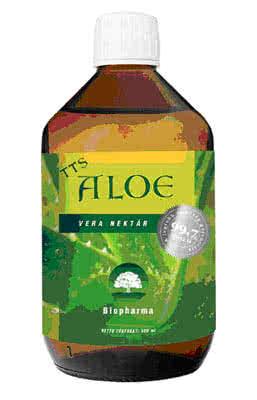 Biopharma TTS Aloe 500 ml