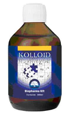 Biopharma Kolloid Minerals 300 ml