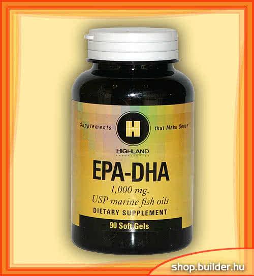 Highland Omega 30+ (EPA-DHA) 90 g.k.