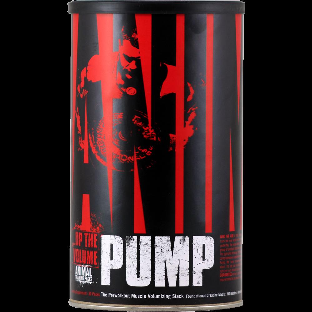 Animal Pak Animal Pump 30 pac.