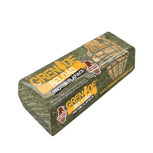 Grenade Reload Flapjacks 12x70 g