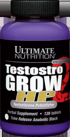 Ultimate Nutrition Testostro Grow HP2 126 tab.