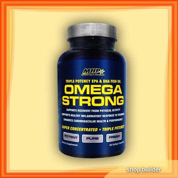 MHP Omega Strong 60 g.k.