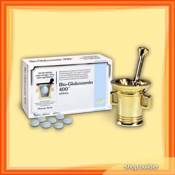 Pharma Nord Bio-Glucosamine 400 150 tab.