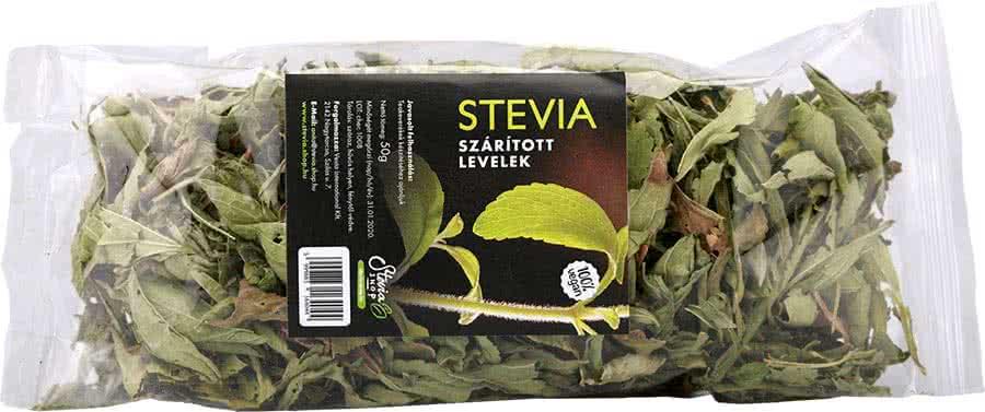 Almitas Frunze uscate Stevia 50 gr.