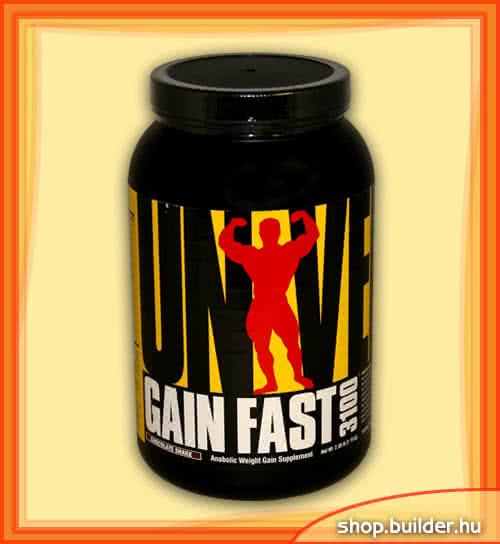 Universal Gain Fast 1,157 kg