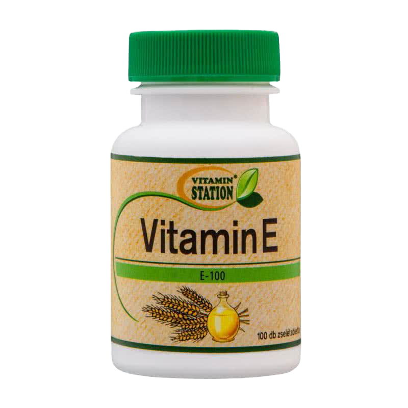 Vitamin Station Vitamin E 100 g.k.