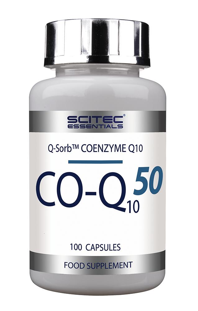 Scitec Nutrition Co-Q10 (50 mg) 100 caps.