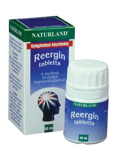 Naturland Reergin 20 tab.