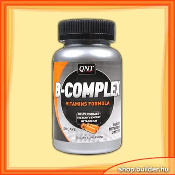QNT B-Complex 100 caps.