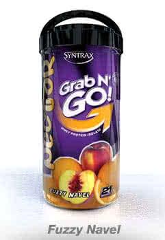 Syntrax Nectar Grab N` Go 21x27gr.