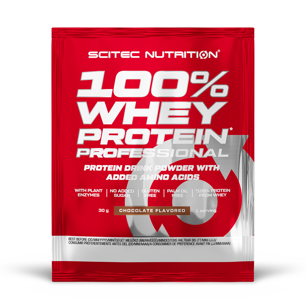 Scitec Nutrition 100% Whey Protein Professional 30 gr.