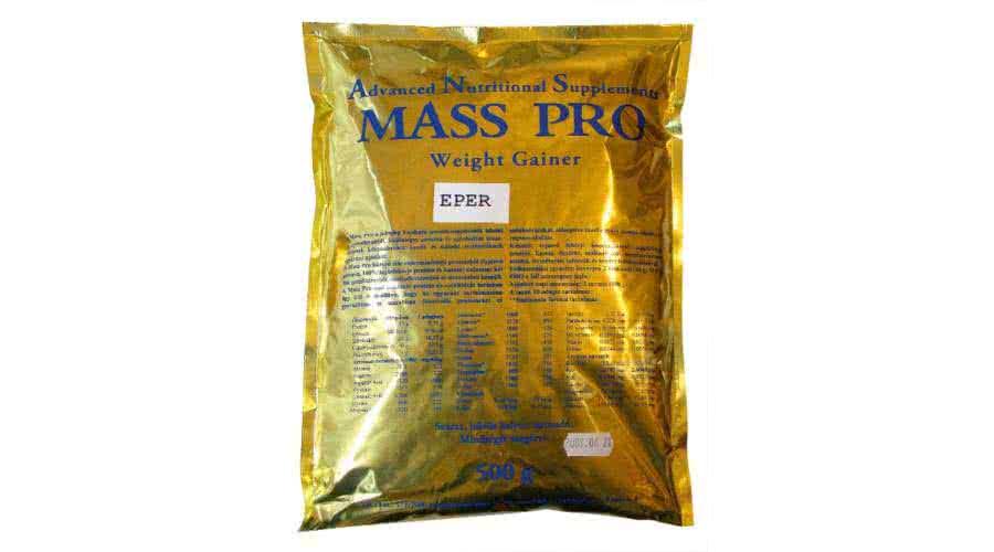 ANS Mass Pro 0,5 kg