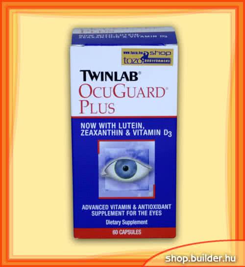 Twinlab OcuGuard Plus 60 caps.