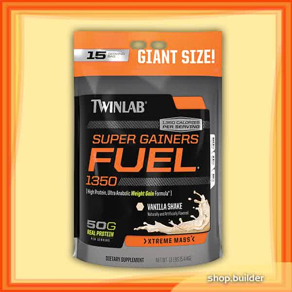 Twinlab Super Gainers Fuel 1350 5,4 kg