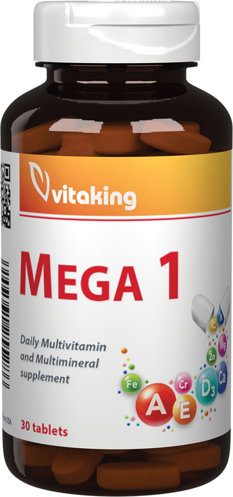 VitaKing Mega-1 30 tab.