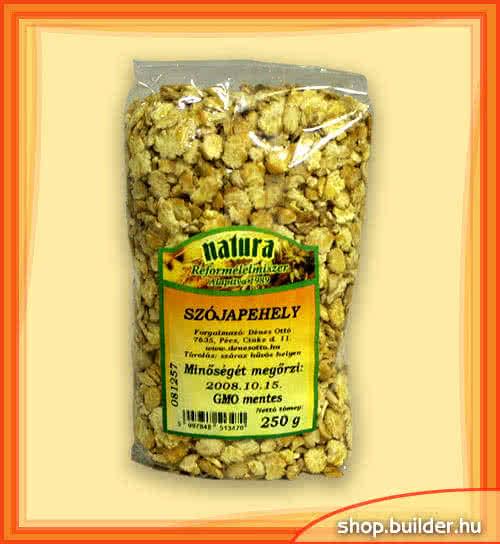 Natura Soy-flakes 0,25 kg