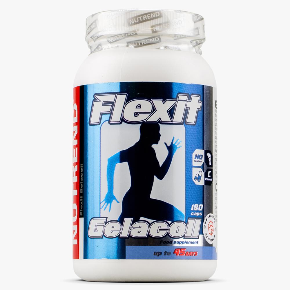 Nutrend Flexit Gelacoll Caps 180 caps.