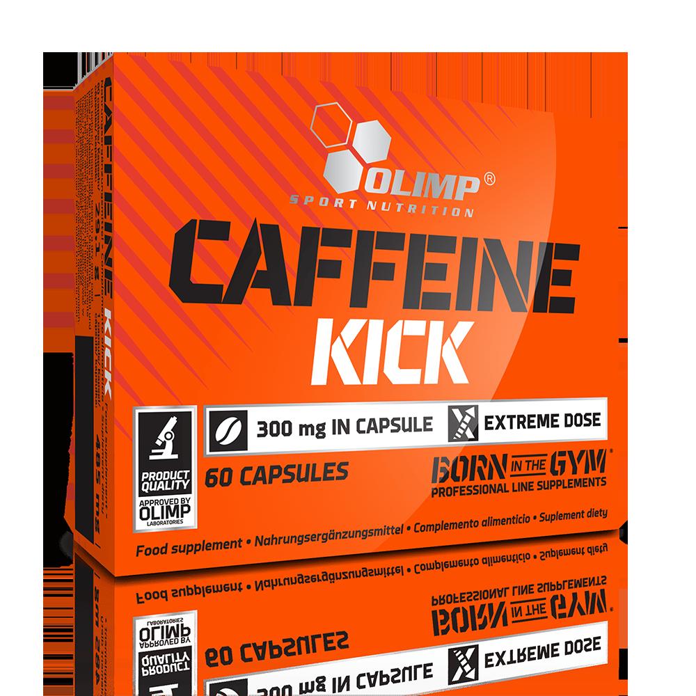 Olimp Sport Nutrition Caffeine Kick 60 caps.