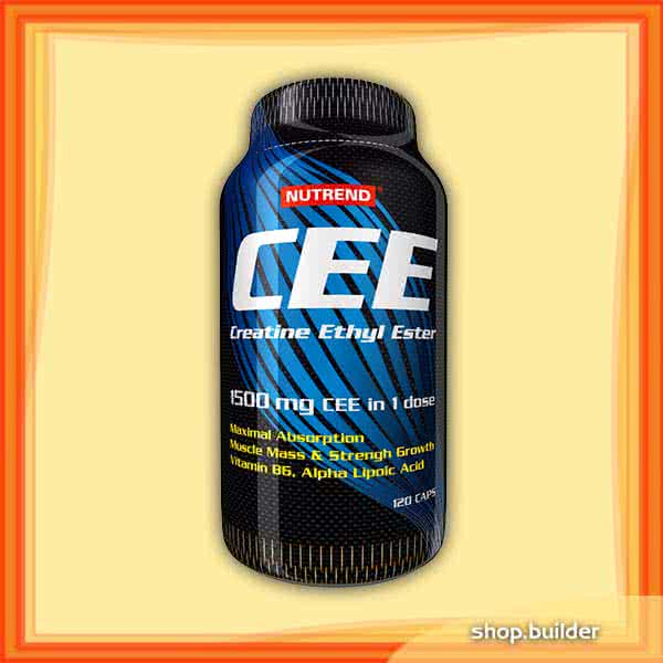 Nutrend Creatine Ethyl Ester 120 caps.