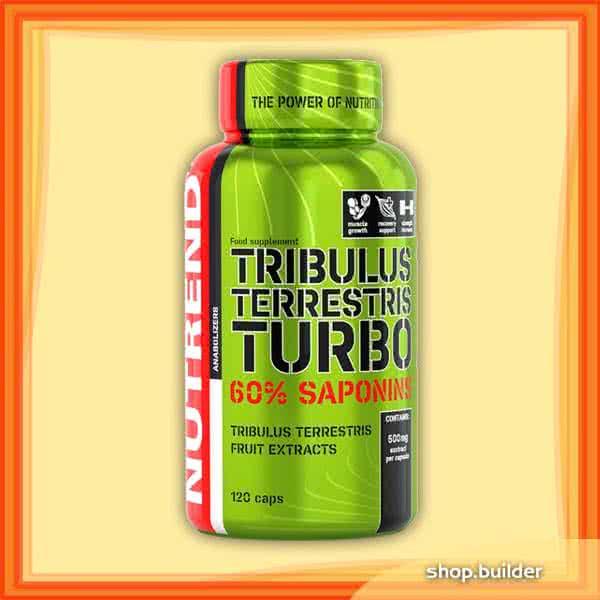 Nutrend Tribulus Terrestris Turbo 120 caps.