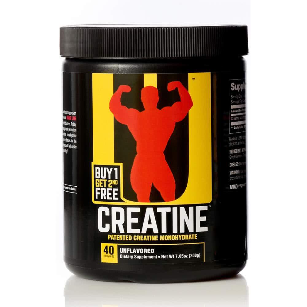 Universal Creatine Monohydrate 200 gr.