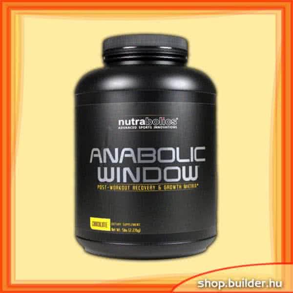 Nutrabolics Anabolic Window 2,27 kg