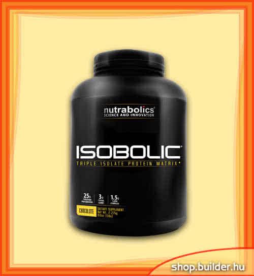 Nutrabolics Isobolic 0,9 kg